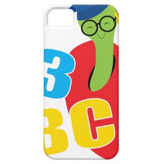 ABC Worm Funda Para iPhone SE/5/5s