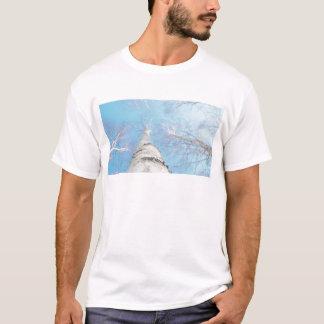 abedul camiseta