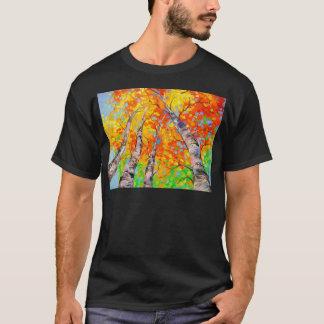 Abedul divino camiseta