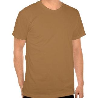 Abeja de Bugzter una camiseta del color de la cala