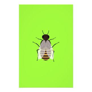 Abeja de la miel folleto 14 x 21,6 cm
