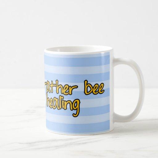abeja de trabajador - doctor taza de café