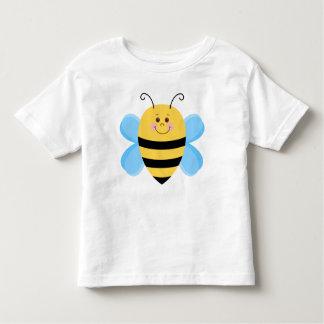 Abeja linda del bebé camiseta de bebé