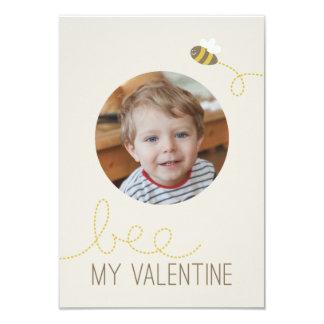 Abeja mi tarjeta del día de San Valentín de la Invitación 8,9 X 12,7 Cm