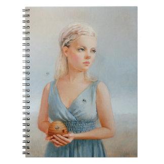 Abeja reina cuaderno