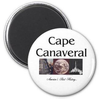 ABH Cabo Cañaveral Imanes De Nevera