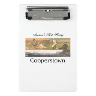 ABH Cooperstown Minicarpeta De Pinza