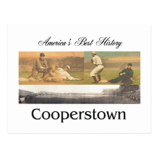 ABH Cooperstown Postal
