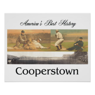 ABH Cooperstown Póster