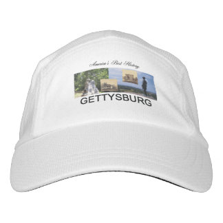 ABH Gettysburg Gorra De Alto Rendimiento