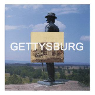 ABH Gettysburg Impresión Acrílica
