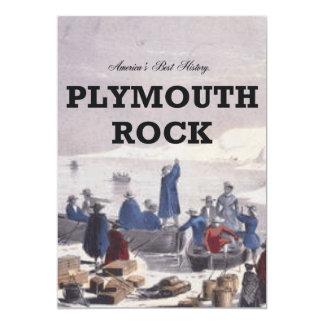 ABH Plymouth Rock Invitación 12,7 X 17,8 Cm