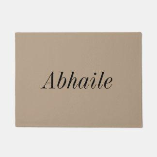 Abhaile (casero)