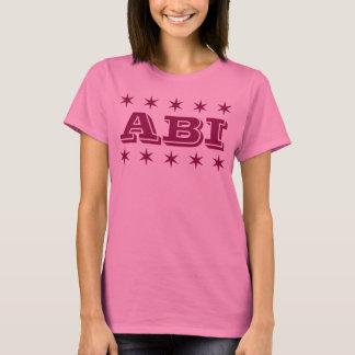 ABI - bachillerato - 003 Camiseta