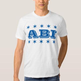 ABI - bachillerato - 004 Camiseta