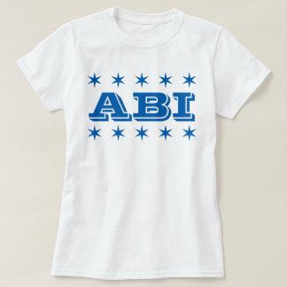 ABI - bachillerato - 005 Camiseta