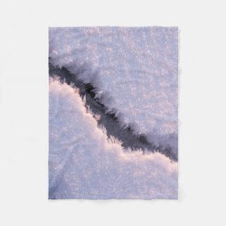 Abismo congelado manta polar