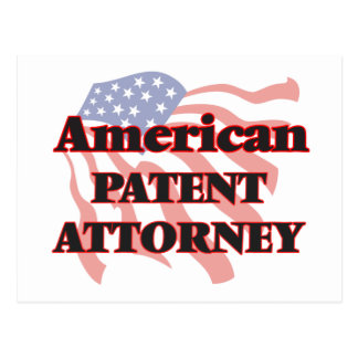 Abogado de patentes americano postal