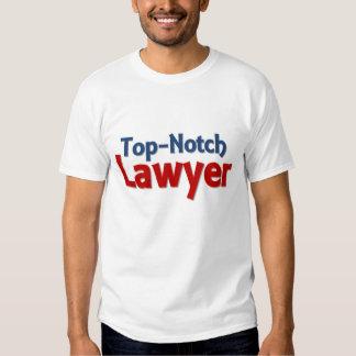 Abogado de primera calidad camiseta