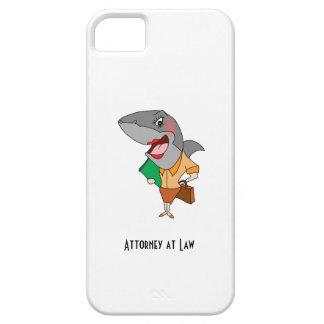 Abogado en la ley iPhone 5 Case-Mate fundas