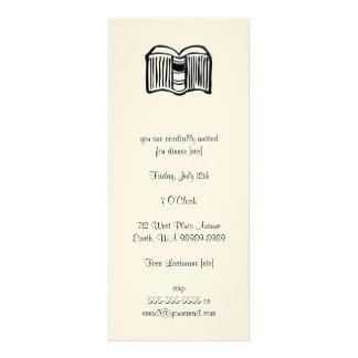 Abra el libro comunicado
