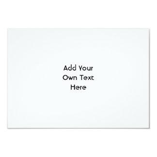 Abra la planta de alcachofa invitación 8,9 x 12,7 cm