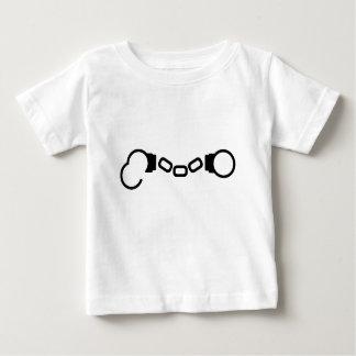 Abra las esposas camiseta de bebé