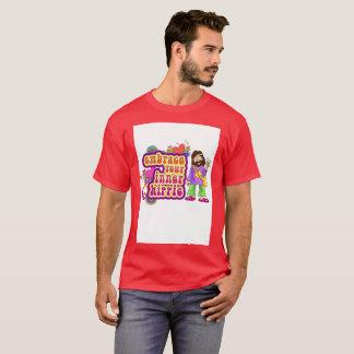 Abrace a su Hippie interno Camiseta