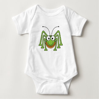 abrace el insecto body para bebé
