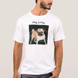 abrace un barro amasado camiseta