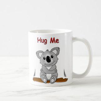 Abráceme taza de la koala