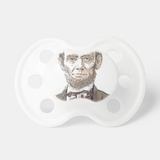 Abraham Lincoln Chupetes De Bebe
