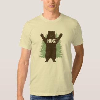 Abrazo de oso camiseta