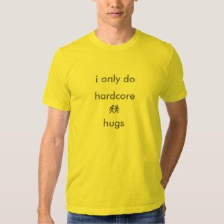 abrazos incondicionales camisetas