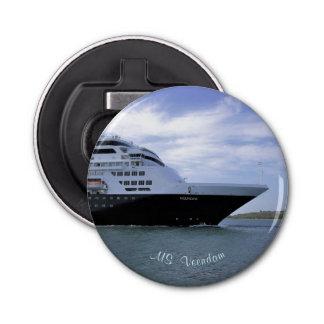 Abrebotellas Arco liso del barco de cruceros