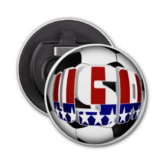 Abrebotellas Balón de fútbol de los E.E.U.U.