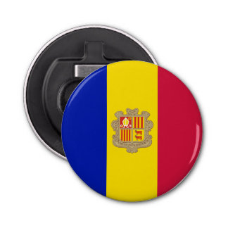 Abrebotellas Bandera de Andorra
