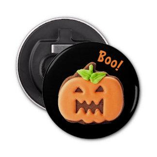 Abrebotellas Calabaza del naranja de Halloween