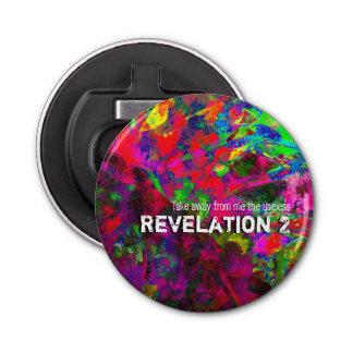 Abrebotellas Capítulo 2 de la revelación