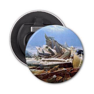 Abrebotellas CASPAR DAVID FRIEDRICH - el mar del hielo 1824