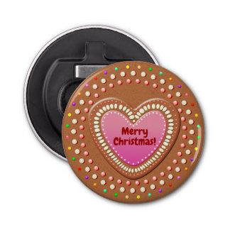 Abrebotellas Corazón alemán Caramelo-Asperjado del pan de