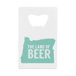 Abrebotellas de la cerveza de Oregon