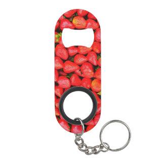 Abrebotellas De Llavero ¡Muchas fresas!