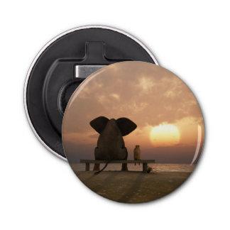 Abrebotellas de los amigos del elefante y del