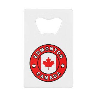 Abrebotellas De Tarjeta De Crédito Edmonton Canadá