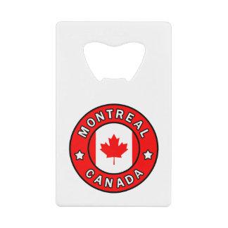 Abrebotellas De Tarjeta De Crédito Montreal Canadá