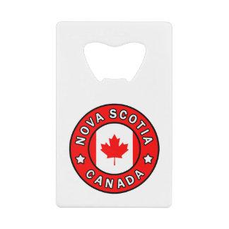 Abrebotellas De Tarjeta De Crédito Nueva Escocia Canadá