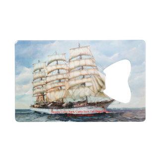 Abrebotellas De Tarjeta De Crédito Regata Cutty Sark/Cutty Sark Tall Ships' Race