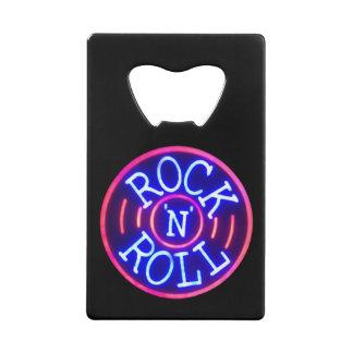 Abrebotellas De Tarjeta De Crédito Rock-and-roll