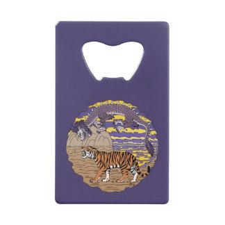 Abrebotellas De Tarjeta De Crédito Tigre y dragón